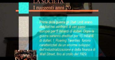 Introduzione alla lettura de Il grande Gatsby di Francis Scott Fitzgerald prof. Luigi Gaudio