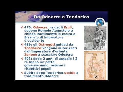Da Odoacre a Teodorico