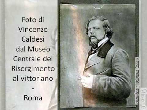 Per Vincenzo Caldesi di Giosue' Carducci