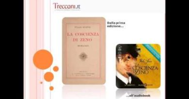 La coscienza di Zeno di Italo Svevo e lettura del brano sulla Morte del padre