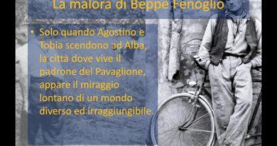 La malora di Beppe Fenoglio