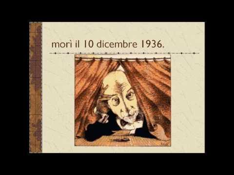 Vita e poetica di Luigi Pirandello