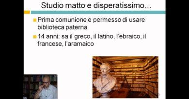 """""""Giacomo Leopardi – Vita formazione – Ripetizioni di letteratura – 29elode.it"""""""