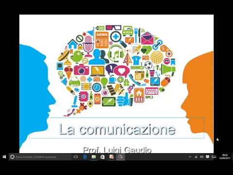 La comunicazione e le sequenze di un testo narrativo