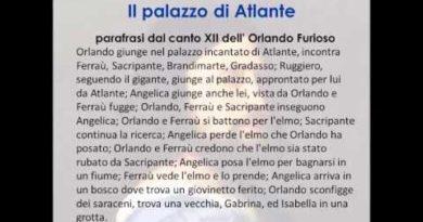 Il palazzo di Atlante dall' Orlando furioso