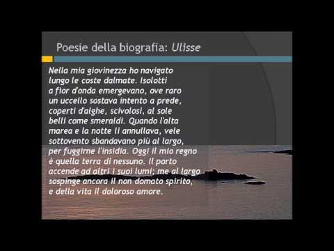 Ulisse di Umberto Saba