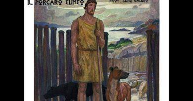 Il porcaro Eumeo Odissea XIV vv. 1-72