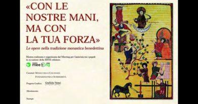 Le opere nella storia del monachesimo benedettino
