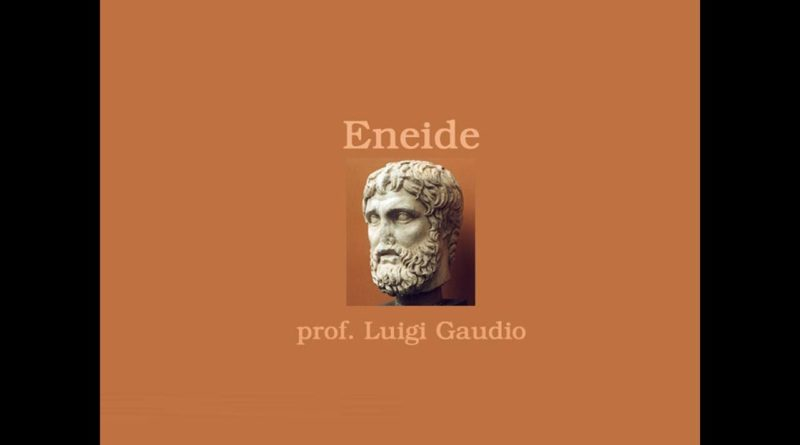 Il sacrificio di Lauso Eneide X 762-832