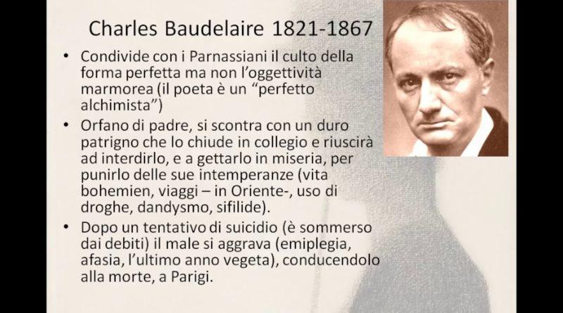A una passante di Charles Baudelaire