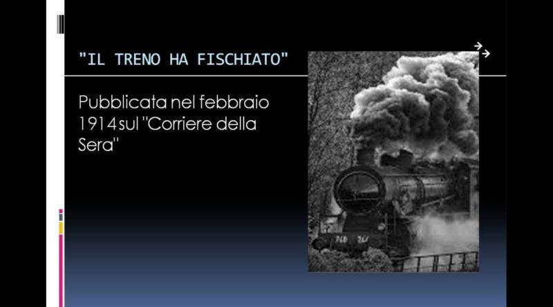 Le novelle per un anno e Il treno ha fischiato di Luigi Pirandello