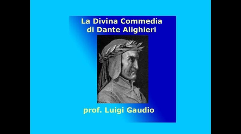 Canto undicesimo del Paradiso vv. 1-36