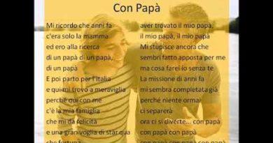 Con papa' di Marquinho Kappa