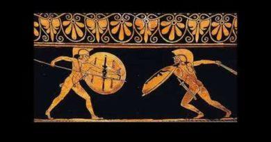 La morte di Patroclo prima parte Iliade  Libro XVI vv. 805-811