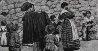Capitolo quarto della prima parte del Mastro Don Gesualdo di Verga
