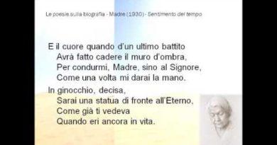 La madre di Giuseppe Ungaretti