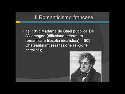 Le patrie del romanticismo europeo