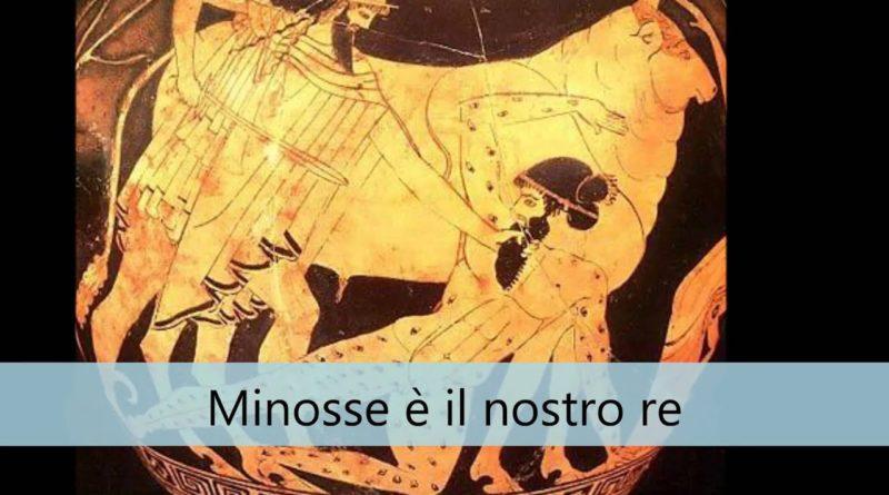 Minosse di Luigi Gaudio