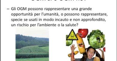 Non serviamo il cibo di Frankenstein di Adriana Bazzi e Paolo Vezzoni