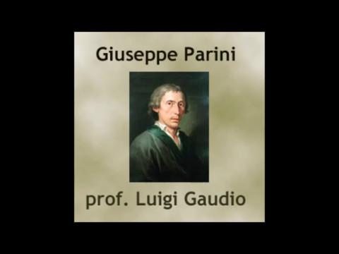 Introduzione alle Odi lettura e commento dell'ode La caduta di Giuseppe Parini