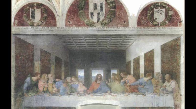 Il cenacolo di Leonardo da Vinci arch. Silvio Prota