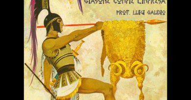 Giasone compie l'impresa Argonautiche III vv. 1246-1262