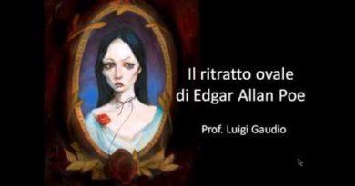 Il ritratto ovale di Edgar Allan Poe