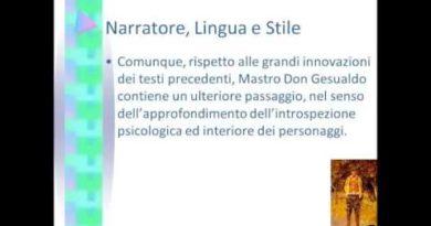 Mastro Don Gesualdo di Verga. Breve introduzione e riassunto del romanzo