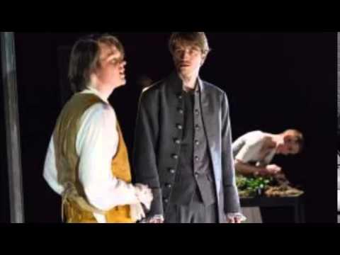 Werther e Albert  L'artista e il borghese da I Dolori del giovane Werther