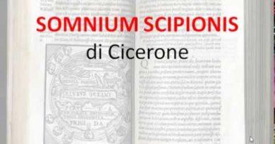 Introduzione al Somnium Scipionis di Cicerone