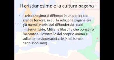 Il cristianesimo e la cultura pagana