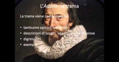Adone poema della pace di Giovan Battista Marino