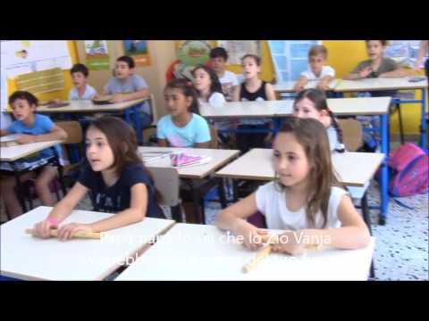 3. Zio Vanja nella classe 3B Scuola Primaria San Gimignano