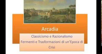 Enea abbandona Didone di Metastasio e l'accademia dell'Arcadia