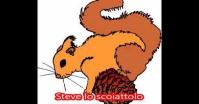 Steve lo scoiattolo di Marquinho Kappa