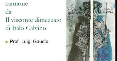 Il visconte Medardo colpito dal cannone da Il visconte dimezzato di Italo Calvino