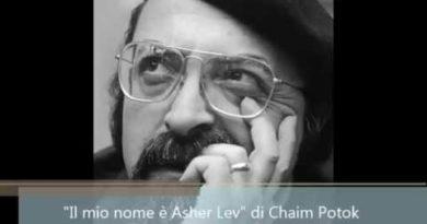 Il mio nome e' Asher Lev di Chaim Potok