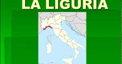 Liguria. Lezione di geografia