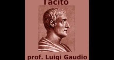 Commento e traduzione del capitolo 20 della Germania di Tacito