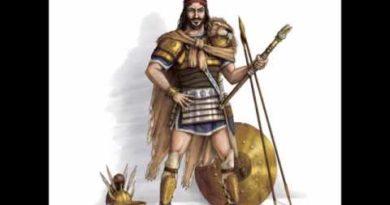 La brutta figura di Ares Iliade V vv  888 909
