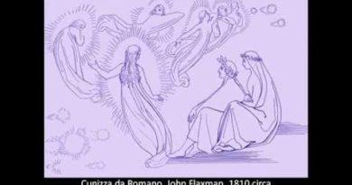 Canto IX del Paradiso vv. 1-114