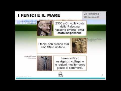 I Fenici seconda parte