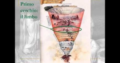La prima parte del canto quarto dell' Inferno di Dante vv. 1-46