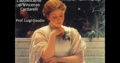 Adolescente di Vincenzo Cardarelli