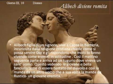 Alibech. Decameron III10
