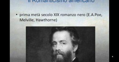 La lirica romantica