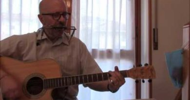 Blowing in the wind cover Bob Dylan