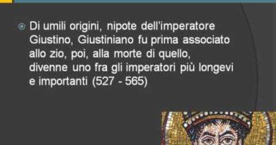 La Divina Commedia Paradiso canto 6 vv. 1-66