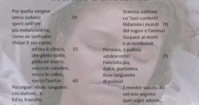 Lezione di anatomia di Arrigo Boito vv. 40-84