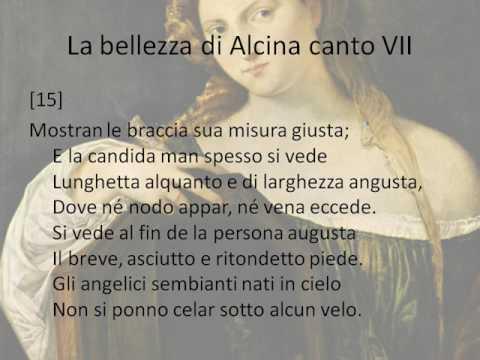 La bellezza di Alcina